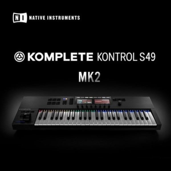 [NATIVE INSTRUMENTS] KOMPLETE KONTROL S49 MK2