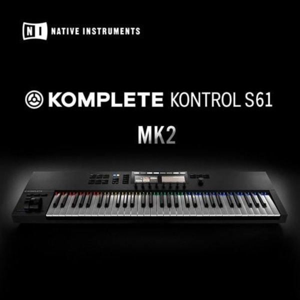 [NATIVE INSTRUMENTS] KOMPLETE KONTROL S61 MK2