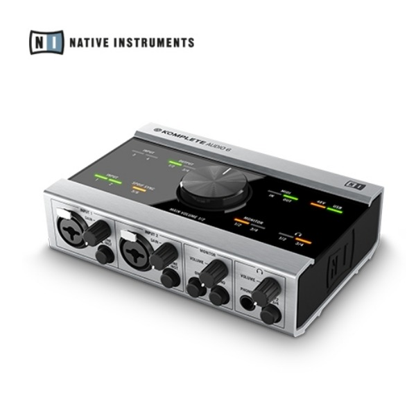 [NATIVE INSTRUMENTS] KOMPLETE AUDIO 6