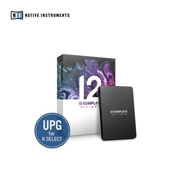 [NATIVE INSTRUMENTS] KOMPLETE 12 ULTIMATE UPG for K Select