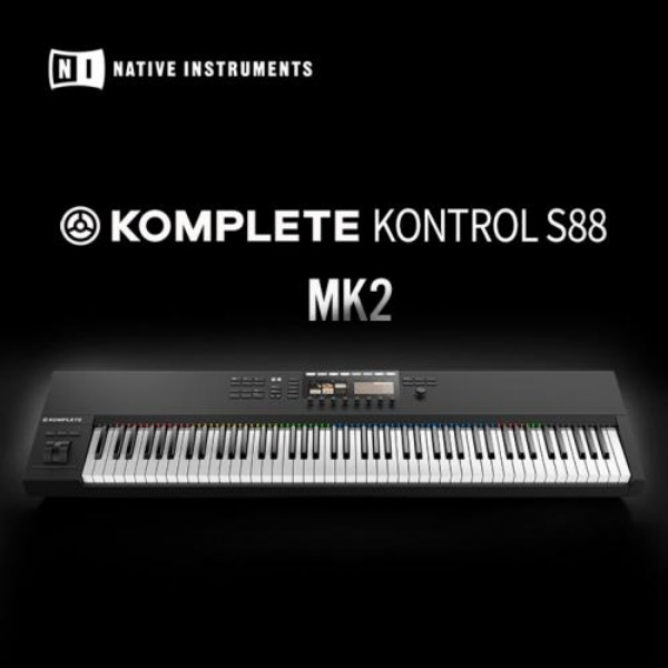 [NATIVE INSTRUMENTS] KOMPLETE KONTROL S88 MK2