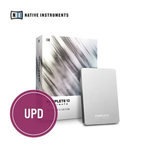 [NATIVE INSTRUMENTS] KOMPLETE 13 ULTIMATE Collectors Edition UPD