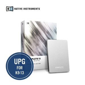 [NATIVE INSTRUMENTS] KOMPLETE 13 ULTIMATE Collectors Edition UPG for K9~K13