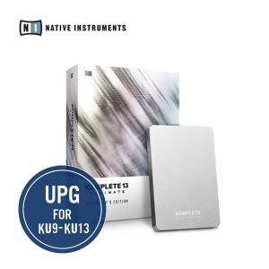 [NATIVE INSTRUMENTS] KOMPLETE 13 ULTIMATE Collectors Edition UPG for KU9~KU13
