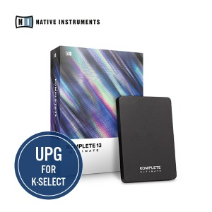 [NATIVE INSTRUMENTS]  KOMPLETE 13 ULTIMATE UPG for Kselect