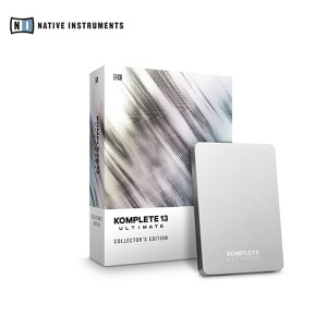 [NATIVE INSTRUMENTS] KOMPLETE 13 ULTIMATE Collectors Edition